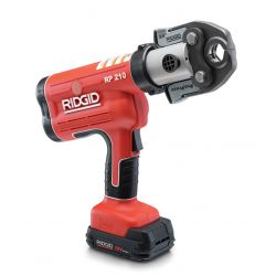 RIDGID 31053, RP 210 BATTERY PRESS TOOL ONLY - 31053