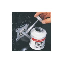 HENKEL LOCTITE 76732, ANTI-SEIZE 8 OZ - BRUSH TOP SILVER 76732