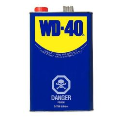 WD-40 PRODUCTS 01110, WD-40 LUBRICANT - 3.78 L 01110