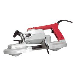 MILWAUKEE 6225, PORTABLE BANDSAW- 2 SPEED - CONTROL 250/200 FT/MIN 6225