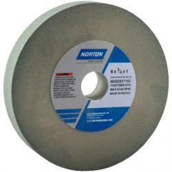 SAINT-GOBAIN NORTON 37192, WHEEL 6 X 3/4 X1 - 120G XFINE CRYSTOLON T1 37192