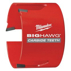 "MILWAUKEE 49-56-9245, HOLE CUTTER - 4"" CARBIDE - BIG HAWG 49-56-9245"