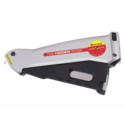 STARRETT S011, KNIFE-SAFETY HIDDEN EDGE - UTILITY S011