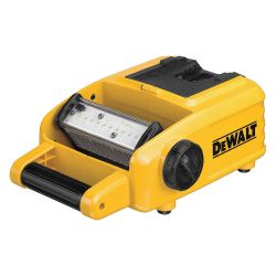 DEWALT DCL061, WORKLIGHT 18V/20V MAX LED - CORDLESS WITH AC OUTLET - DCL061