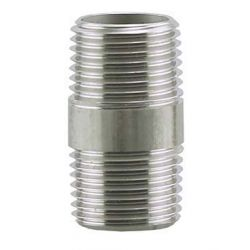 NIPPLE TYPE 316 1/2 X 1-1/2 - STAINLESS STEEL CLASS 150