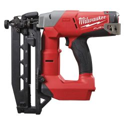 MILWAUKEE 2741-20, STRAIGHT FINISH NAILER - 16GA - M18 FUEL TOOL ONLY 2741-20