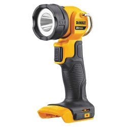DEWALT DCL040, FLASHLIGHT LED 20V MAX LI-ION DCL040