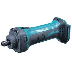 """MAKITA DGD801Z, DIE GRINDER-COMPACT 18V - 1/4"""" COLLET TOOL ONLY - DGD801Z"""