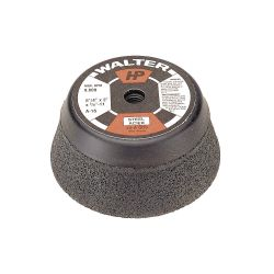 "WALTER SURFACE TECHNOLOGIES 12B006, 6"" CUP WHEEL FOR STONE - 12B006"
