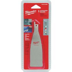 "MILWAUKEE 49-00-5463, SCRAPER BLADE 1-1/2"" FOR - HACKZALL / SAWSALL 49-00-5463"