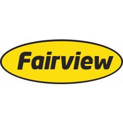 FAIRVIEW QD-INDMC6-6M, COUPLER BRASS 3/8 QUICK QD-INDMC6-6M
