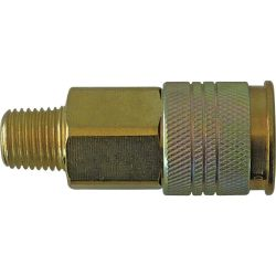 """TOPRING 20.660, AIR LINE SPEED CONNECTOR- 210 - 3/8"""" NPT MALE - 1/4"""" CAP 20.660"""