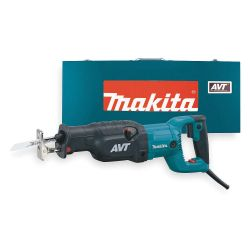 MAKITA JR3070CT, SAWZALL-RECIPROCATING SAW - METAL CARRYING CASE 15 AMP JR3070CT