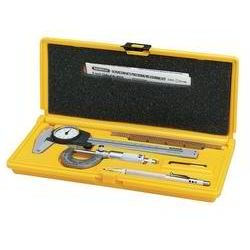 GENERAL TOOLS S004, PRECISION MEASURING KIT S004