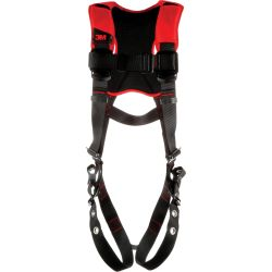 3M PROTECTA M31161418C, PROTECTA VEST STYLE HARNESS - WITH PADDING MED/LG - 1161418C