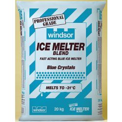 ICE MELTER BLEND - BLUE - 50 LB (50 BAGS/SKID)