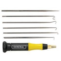 GENERAL TOOLS 707863, 5 PC POSITIONING & SPRING HOOK - TOOL SET 707863