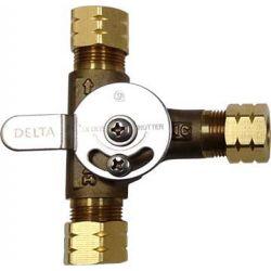 MASCO DELTA R2910-MIXLF, VALVE-MIXING BRASS - UNIVERSAL (PEX/IPS/COPPER) R2910-MIXLF