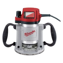 MILWAUKEE 5625-20, 3-1/2 MAX HP FIXED-BASE ROUTER 5625-20