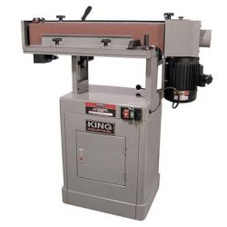"KING TOOLS KC-689-OSC-7, BELT SANDER OSCILLATING EDGE - SANDER 6"" X 89"" KC-689-OSC-7"