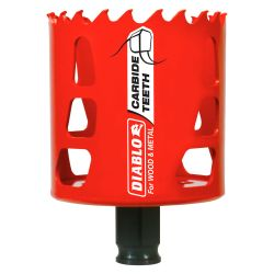 """FREUD DIABLO DHS2500CT, HOLESAW-CARBIDE TIPPED 2-1/2"""" DHS2500CT"""
