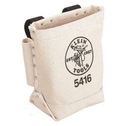 KLEIN TOOLS 5416, BAG CANVAS - BULL PIN & BOLT - 5416