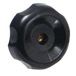 "ROK 44116, KNOB - THROUGH HOLE 5/16"" - THREAD 44116"