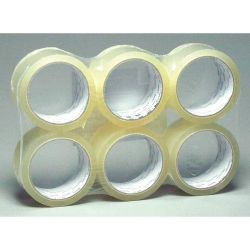 "3M 369-48MMX100MCL, TAPE-PACKAGING-CLEAR - 48 MM X 100M (2"") 369-48MMX100MCL"
