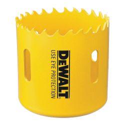 DEWALT D180002, HOLE SAW KIT-ELECTRICIANS 8 PC - BI-METAL D180002