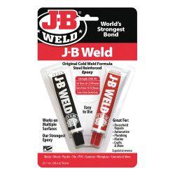 J-B WELD 8265F, COMPOUND-COLD WELD JB - J-B WELD 2 OZ TUBE 8265F