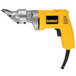 DEWALT DW890, SHEAR HEAVY DUTY VS 18 GA - SWIVEL HEAD 5.0 AMP - DW890