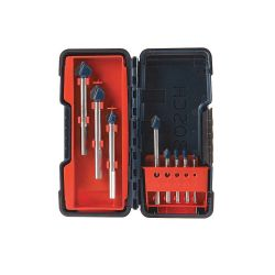 BOSCH GT3000, GT3000 GLASS 8 TILE DRILLS 1/8 - 3/16,1/4,5/16,3/8,1/2,5/8,3/4 GT3000