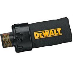 DEWALT 608354-00SF, COMPLETE DUST BAG ASSEMBLY - FOR DW423 ORBIT SANDER 608354-00SF