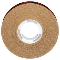 3M SCOTCH 924-1/2X36YD, TAPE-REV WOUND ADHESIVE TRANS - 12.7MMX 33 M ( 1/2) - 924-1/2X36YD