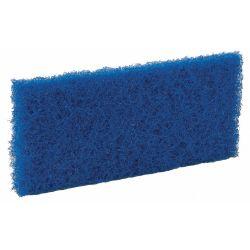 "5524 MEDIUM BLUE SCRUB PAD - 4.5""X 10"""