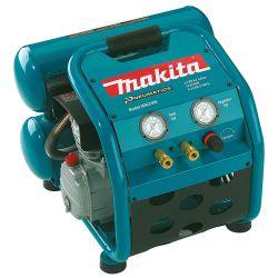MAKITA MAC2400, COMPRESSOR-AIR 2.5HP 120V - (TWIN STACK) 2 X 2.1GAL MAC2400