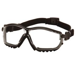 PYRAMEX GB1810ST, GOGGLES-SAFETY DUST GOGGLE - SPOGGLES CLEAR LENS XTR - GB1810ST