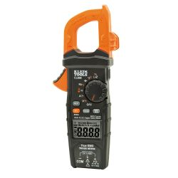 KLEIN TOOLS CL800, CLAMP METER DIGITAL AC/DC - AUTO RANGING 600 AMP CL800