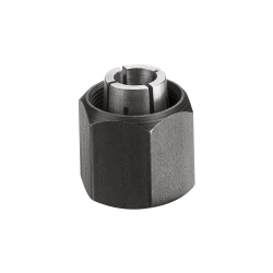 BOSCH 2610906284, COLLET CHUCK FOR 1613-, 1617-, - 1618 & 1619 - 2610906284