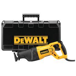 "DEWALT DW311K, SAW-RECIPROCATING 13 AMP - 1-1/8"" STROKE W/CASE - DW311K"