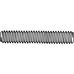 FULLER METRIC R001-008-0000, THREADED ROD- METRIC - 8 MM X 1.25 X 1 M R001-008-0000