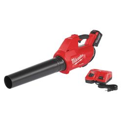 MILWAUKEE 2724-21HD, BLOWER KIT-GEN II - M18 FUEL (1)9.0 BATTERY/CHRG 2724-21HD
