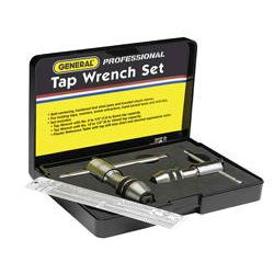 GENERAL TOOLS 165, WRENCH SET-REVERSIBLE TAP 165