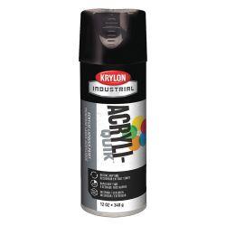 SHERWIN WILLIAMS KRYLON K01601, PAINT-KRYLON MULTIPURPOSE FDRY - 340 GR AEROSOL GLOSSY BLACK K01601