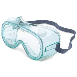 HONEYWELL A610S, GOGGLES - SAFETY INDIRECT VENT - CHEMICAL SPLASH PROTECTION A610S