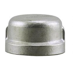 BOSHART INDUSTRIES SSH316CA-15, CAP TYPE 316 1-1/2 - STAINLESS STEEL CLASS 150 - SSH316CA-15