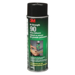 3M 90, ADHESIVE-3M AEROSOL 24 OZ - CONTACT ADHES CS-0406-7096-3 - 90