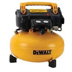 DEWALT DWFP55126, COMPRESSOR - HEAVY DUTY - 165 PSI PANCAKE DWFP55126
