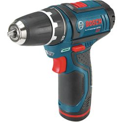 """BOSCH PS31-2A, 12V MAX LITHIUM ION 3/8"""" - DRILL-DRIVER PS31-2A"""