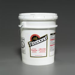 NATIONAL CONCRETE ACCESSORIES 95007FRA, WOOD GLUE 5 GAL PAIL - TITEBOND II - PREMIUM 95007FRA